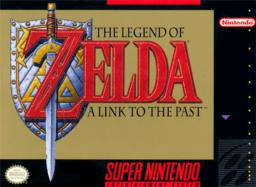 Legend of Zelda, The: A Link to the Past